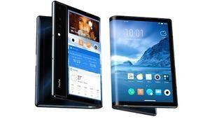 Le Chinois Royole présente le premier smartphone pliable: le FlexPai