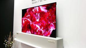 LG présenterait son téléviseur Oled enroulable au CES 2019
