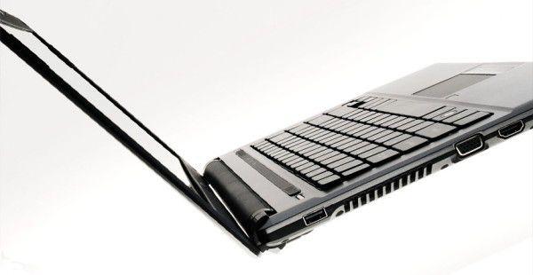 Acer Aspire Timeline ouvert