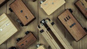 Ondu Mark III: le sténopé en bois s'améliore