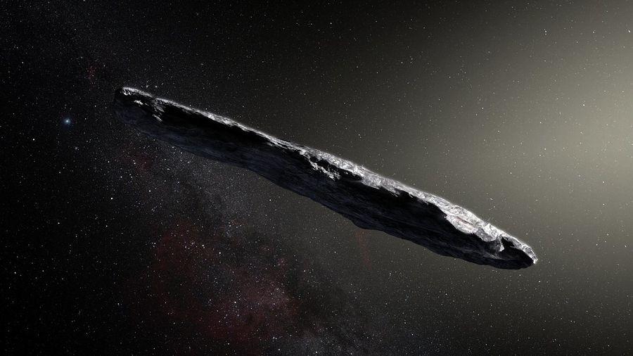 Volée de critiques contre deux astronomes évoquant une sonde extraterrestre