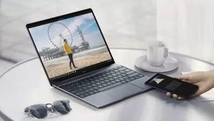 Huawei présente son nouvel ultraportable, le Matebook 13