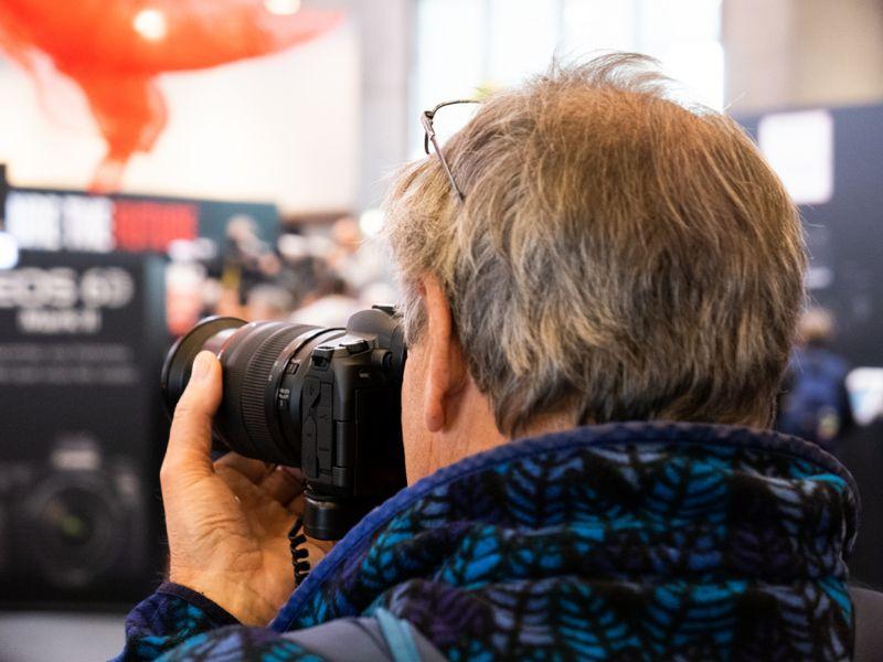 Le Plein De Nouveautés Au Salon De La Photo Les Numériques