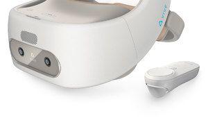 Le casque VR Vive Focus sort de Chineet vise maintenant les pros