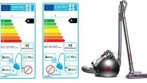 Étiquette énergie: Dyson remporte une seconde victoire
