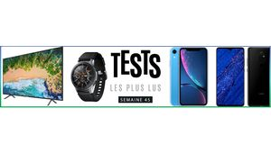 Top 10 des tests – Apple iPhone XR, Samsung Galaxy Watch 46 mm