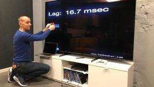 Labo – Le retard à l'affichage du téléviseur Samsung Qled 8K