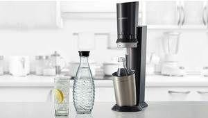 [MàJ] Crystal, la nouvelle machine à eau gazeuse de Sodastream