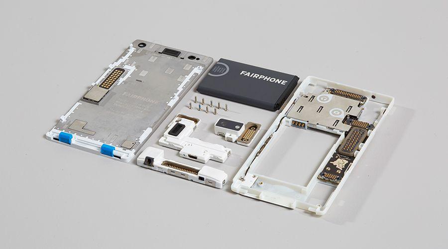 Fairphone 2 démonté