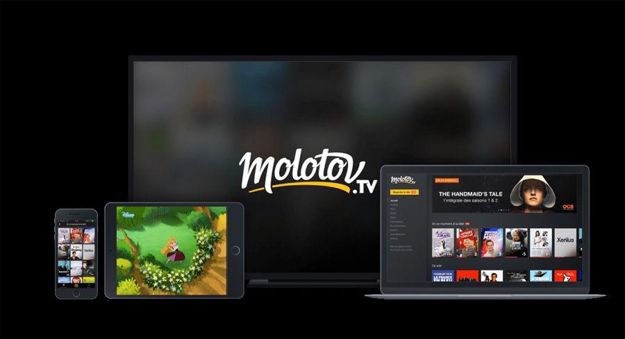 TV TÉLÉCHARGER MOLOTOV LG SUR