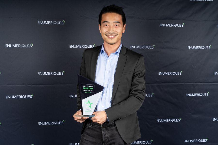 Yan Liu de Xiaomi France / Les étoiles des numériques 2018-2019