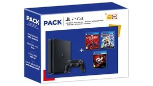 Bon plan – PS4 + Spider-Man + Ratchet & Clank + GT Sport à 260 €