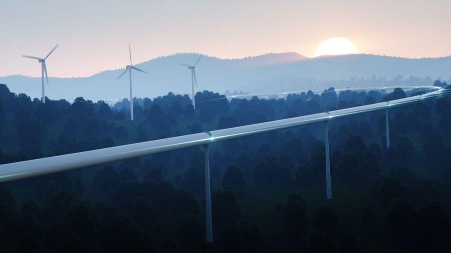 Hyperloop: une escroquerie selon un ex-directeur d'Alstom