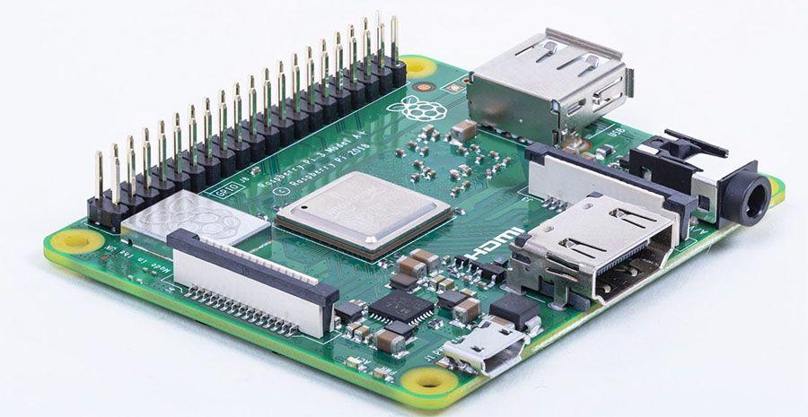 Raspberry Pi 3 A+ : le micro-ordinateur encore