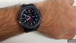 Black Friday – La montre connectée Samsung Gear S3 Frontier à 199€