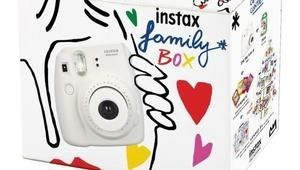 Black Friday – L'Instax Mini 8 en pack Family à 69,99 €