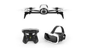 Black Friday – Drone Parrot Bebop 2 en pack FPV à 350€