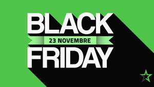 Black Friday – Des dizaines d'offres alléchantes dès ce soir