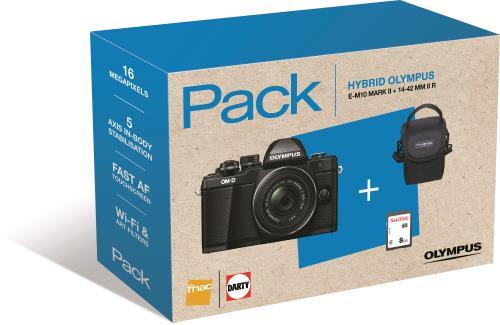 Pack-Fnac-Hybride-Olympus-E-M10-Mark-II-Noir-Objectif-14-42-mm-f-1-3-5-5-6-II-R-Noir-Fourre-tout-Carte-memoire-SDHC-16-Go.jpg