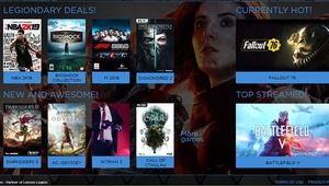 Lenovo veut concurrencer Steam en lançant son magasin de jeux vidéo