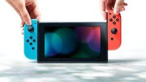 [Épuisé] Black Friday – Console de jeu Nintendo Switch à 278€