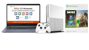Black Friday – L'Asus E406MA avec une Xbox OneS pour 349€