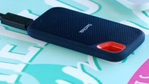 Cyber Monday – Le SSD externe SanDisk Extreme Portable 1 To à 215,90€