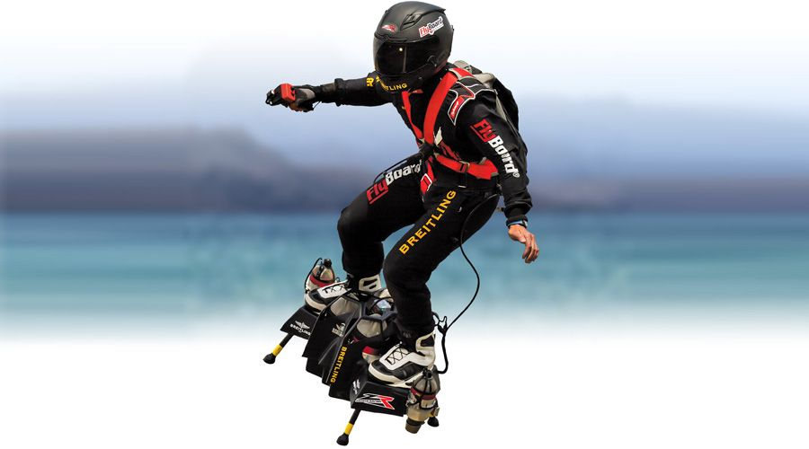 Flying Air ... Flyboard