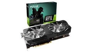 Cyber Monday – Carte graphique KFA2 GeForce RTX 2070 EX à 505,91 €