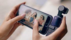DJI Osmo Pocket: la caméra stabilisée de poche