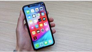 L'iPhone XR serait l'iPhone qui se vend le mieux actuellement