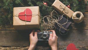 Idées cadeaux pour le Noël des photographes