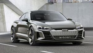 Audi e-tron GT concept: une berline électrique de 434 kW pour 400 km