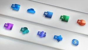 Microsoft dévoile les nouvelles icônes de la suite Office