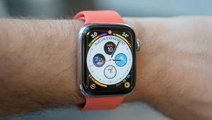 Apple Watch: l'électrocardiogramme arrive aux USA