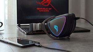 ROG Delta: le nouveau casque gaming USB-C conçu par Asus