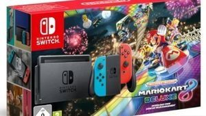 Bon plan – Pack Switch Mario Kart à 310 € ou 360 € avec Smash Bros