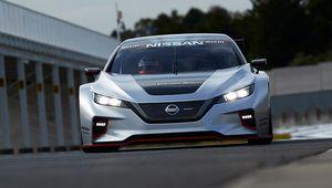 Nissan Leaf NismoRC: le bolide de Buzz l'éclair