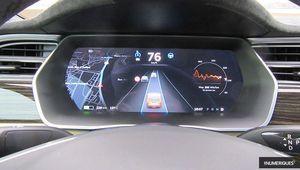 Autopilot: la Tesla conduit son chauffeur endormi pendant 11 km