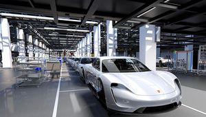 Porsche obligé d'augmenter la production de la Taycan