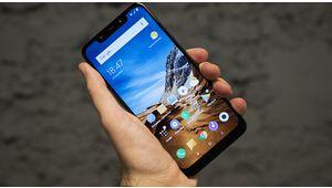 Xiaomi: la barre des 700000 PocophoneF1 vendus atteinte
