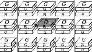 Le prochain capteur Foveon de Sigma pourrait n'avoir que 2 couches