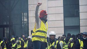 Inspiration photo: dans les manifestations avec les Gilets Jaunes