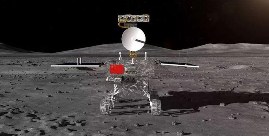 Chang'e 4 en route pour la face cachée de la Lune !