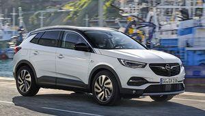Opel électrise sa Corsa et son GrandlandX pour ses 120ans