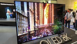 TV 8K: des prévisions de ventes en berne
