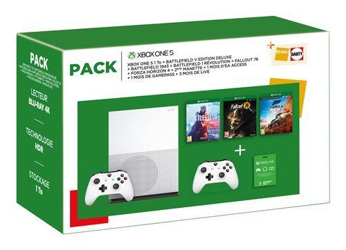 Pack-Fnac-Console-Microsoft-Xbox-One-S-1-To-2eme-manette-Battlefield-V-Edition-Deluxe-Battlefield-1943-Battlefield-1-Revolution-Fallout-76-Forza-Horizon-4-1-mois-d-EA-Acce-1-mois-de-Game-Pa-3-mois-de-Li.jpg