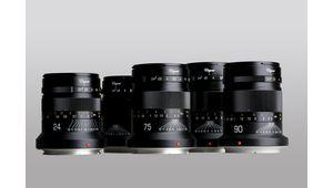 Kipon Elegant: une gamme d'optiques fixes pour hybride 24x36