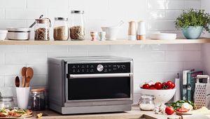 KitchenAid va lancer une série limitée de fours micro-ondes posables