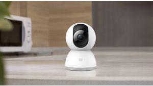 Xiaomi présente sa caméra de surveillance qui pivote à 360°